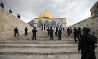 Αφέθηκαν ελεύθεροι οι Τούρκοι που επιχείρησαν ισλαμιστική προβοκάτσια στην Ιερουσαλήμ