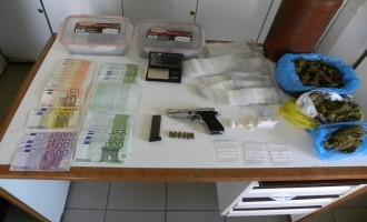 Πατέρας και γιος διακινούσαν ναρκωτικά στη Λάρισα