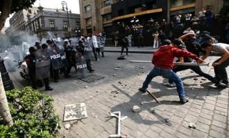 Μεξικό: Εντάσεις για τη δολοφονία των 43 φοιτητών