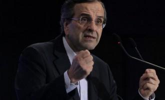 Ο Σαμαράς περιμένει τη… λύτρωση από την εκλογή του Προέδρου