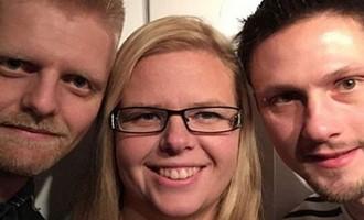 Σουηδία: Παντρεμένο ζευγάρι μοιράζεται και ζει με τον ίδιο εραστή (φωτό)