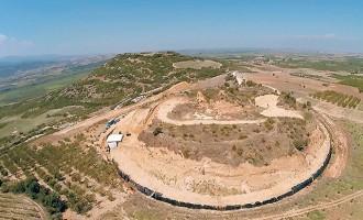 Δύο νέες αποκαλύψεις για την Αμφίπολη έκανε ο Λεφαντζής στο Ερμιτάζ