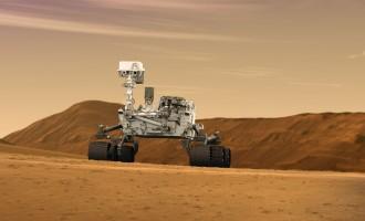 Το Curiosity εντόπισε μεθάνιο στην επιφάνεια του Άρη που ίσως να παράγεται από μικροοργανισμούς