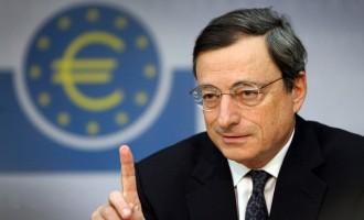 Μάριο Ντράγκι: Ο ευρωσκεπτικισμός είναι μια ανελεύθερη ιδεολογία που απειλεί το ευρώ