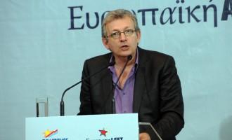 Η Ευρωπαϊκή Αριστερά καταδικάζει τις παρεμβάσεις της Κομισιόν στην Ελλάδα