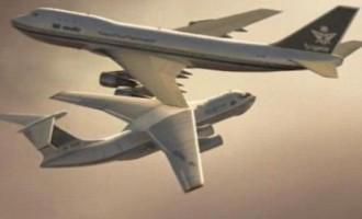Παρ ολίγον σύγκρουση ρωσικού πολεμικού αεροσκάφους με πολιτικό