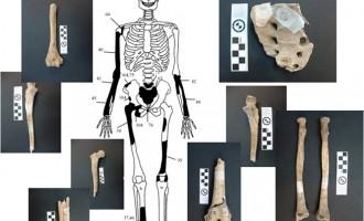 Αυτοί είναι οι πέντε σκελετοί που βρέθηκαν στην Αμφίπολη (φωτογραφίες)