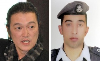 Ισλαμικό Κράτος: Άγνωστη η τύχη του Ιορδανού πιλότου και του Ιάπωνα δημοσιογράφου