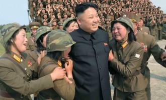Ο Κιμ Γιονγκ Ουν δήλωσε έτοιμος για πυρηνικό πόλεμο με τις ΗΠΑ