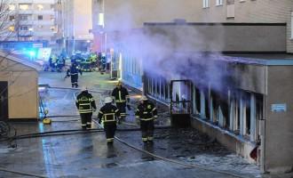 Σουηδία: Τρίτη εμπρηστική επίθεση σε τζαμί