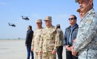 Λιβύη: Χτυπήθηκαν θέσεις του Ισλαμικού Κράτους από την Αίγυπτο