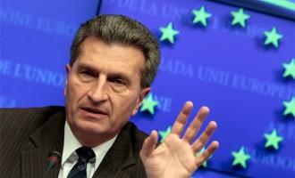 Ο Γερμανός Επίτροπος δεν βλέπει συμφωνία στο Eurogroup