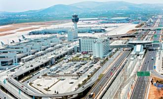 """Αεροδρόμιο της χρονιάς το """"Ελευθέριος Βενιζέλος"""""""