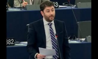 Ερώτηση Ανδρουλάκη στην Ευρωπαϊκή Επιτροπή για τα 10.000 χαμένα παιδιά