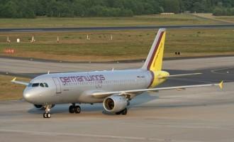 Έπεσε γερμανικό αεροπλάνο στη Γαλλία με 148 επιβαίνοντες