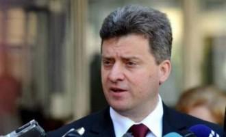 Eκθειάζει τον ΣΥΡΙΖΑ ο Σκοπιανός πρόεδρος- Τι λέει για την ονομασία
