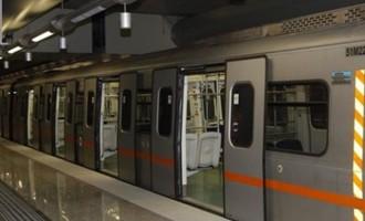 Xωρίς μετρό και ηλεκτρικό για τρεις ώρες η Αθήνα την Πέμπτη