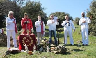 Οι Έλληνες Εθνικοί εόρτασαν την Εαρινή Ισημερία στην Ελασσόνα