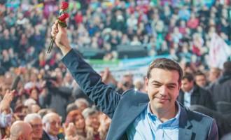 15 μονάδες μπροστά ο Τσίπρας σε νέα δημοσκόπηση