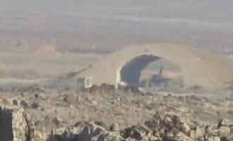 Το Ισλαμικό Κράτος κατέρριψε μαχητικό της Συρίας