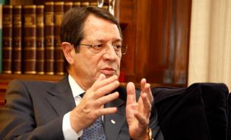 Αναστασιάδης: Μην θεωρείτε δεδομένο ότι θα λύσουμε το Κυπριακό μέσα στο 2016
