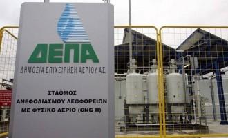 Η Βουλγαρία αγοράζει για πρώτη φορά αμερικανικό φυσικό αέριο