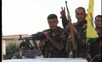 Οι Κούρδοι σκότωσαν τέσσερις μισθοφόρους των Τούρκων και τραυμάτισαν Τούρκους στρατιώτες