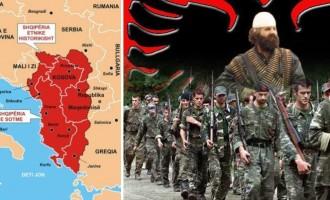 Η Μεγάλη Αλβανία απειλεί με αλλαγές συνόρων και πόλεμο στα Βαλκάνια