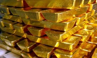 Αποθέματα χρυσού 4,5 δισ. δολαρίων απέσυραν οι τουρκικές τράπεζες από τα μέσα Ιουνίου