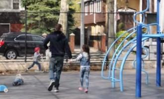 Δείτε πόσο εύκολα μπορεί κάποιος να κλέψει το παιδί σας! (βίντεο)