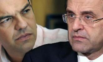 «Έκρηξη» με Novartis: «Διπλά δειλός ο Μητσοτάκης, κρύβεται και από Τσίπρα και από Σαμαρά»