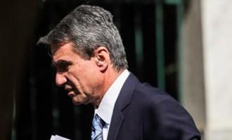 Στις 30 Μαΐου θα καταθέσει ο Ανδρέας Λοβέρδος στους εισαγγελείς διαφθοράς