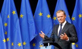 Τουσκ: Το Brexit θα σημάνει το τέλος της Βρετανικής Αυτοκρατορίας