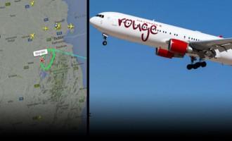 Αίσιο τέλος με την πτήση της Air Canada που έφυγε από το Ελ. Βενιζέλος