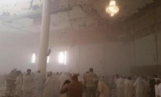 Τζιχαντιστής βομβιστής αυτοκτονίας ανατινάχθηκε σε σιιτικό τζαμί στο Κουβέιτ