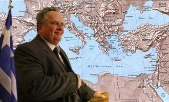 """Νίκος Κοτζιάς: Αυτό είναι το νέο γεωπολιτικό δόγμα της Ελλάδας – τι σημαίνουν τα """"3Δ"""""""