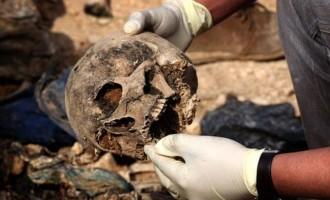 Βρέθηκε ομαδικός τάφος με Ιρακινούς πολιτικούς που είχε εκτελέσει το Ισλαμικό Κράτος