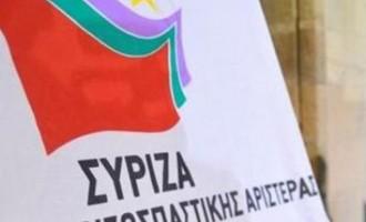 Πολιτευτής του ΣΥΡΙΖΑ κονιορτοποιεί τους «αντάρτες»