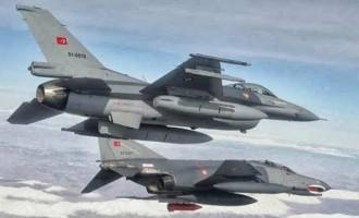 Nέες τουρκικές προκλήσεις: Σε 26 παραβιάσεις προχώρησαν οκτώ αεροσκάφη στο Αιγαίο