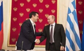 Κλείδωσε η επίσκεψη στη Μόσχα: Ο Τσίπρας βλέπει Πούτιν στις 7 Δεκέμβρη