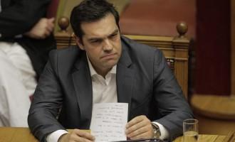 """Ο Τσίπρας """"καθαρίζει"""" τα ψηφοδέλτια του ΣΥΡΙΖΑ από τους… πλατφόρμες"""