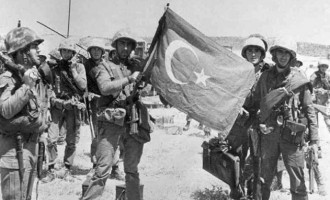 «Ειρηνευτική επιχείριση» η τουρκική εισβολή το 1974 στην Κύπρο λέει το τουρκικό ΥΠΕΞ