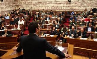 Κεκλεισμένων των θυρών συνεδριάζει η Κ.Ο. και η Π.Γ. του ΣΥΡΙΖΑ