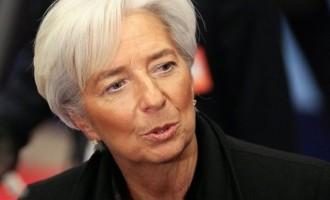 Λαγκάρντ: Τα δάνεια βασίζονται στη βιωσιμότητα του χρέους