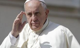 Έκκληση του Πάπα για κατάσβεση της λαίλαπας στον Αμαζόνιο