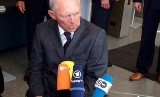 Σόιμπλε: Μέσα στον Ιούλιο η εκταμίευση των 7 δισ. προς την Ελλάδα