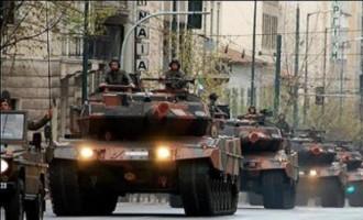 Τανκς στους δρόμους της Αθήνας σε περίπτωση Grexit, προέβλεψε η Κομισιόν