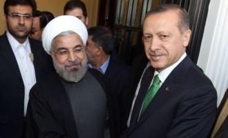 Ο Ροχανί του Ιράν κάλεσε τον Ερντογάν για να καταπολεμήσουν μαζί την τρομοκρατία