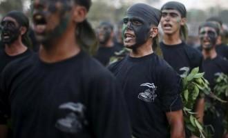 Η Χαμάς εκπαιδεύει παιδιά στρατιώτες και απειλεί με νέα βία κατά του Ισραήλ