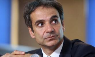Κυρ. Μητσοτάκης: «Συνένοχοι στην ανικανότητα του κ. Τσίπρα δεν θα γίνουμε»
